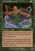 Invasion Foil: Quirion Sentinel