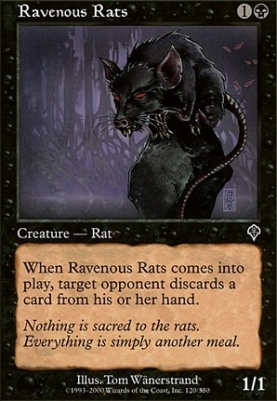 Invasion: Ravenous Rats