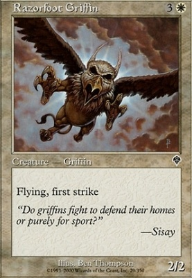 Invasion: Razorfoot Griffin