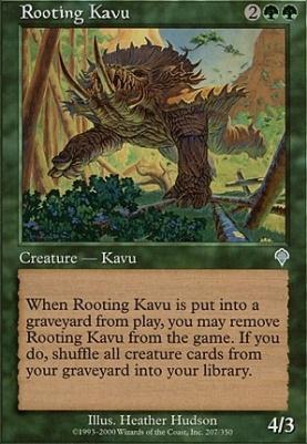 Invasion Foil: Rooting Kavu