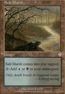 Invasion: Salt Marsh