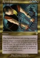 Invasion: Spinal Embrace
