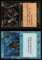 Invasion Foil: Spite // Malice