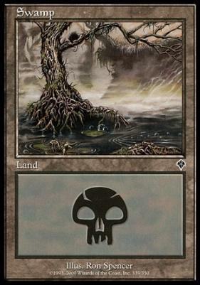 Invasion: Swamp (339 A)