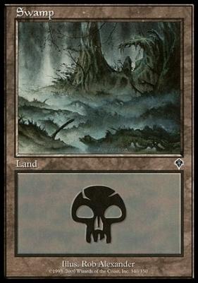 Invasion: Swamp (340 B)