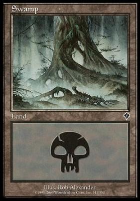 Invasion: Swamp (341 C)