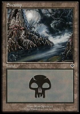 Invasion: Swamp (342 D)