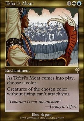 Invasion: Teferi's Moat