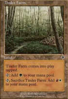 Invasion Foil: Tinder Farm