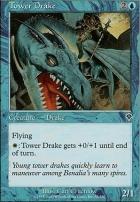 Invasion Foil: Tower Drake