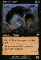 Invasion Foil: Trench Wurm