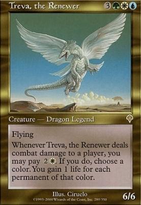 Invasion: Treva, the Renewer
