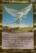 Invasion Foil: Treva, the Renewer