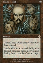 Invasion Foil: Tsabo's Web