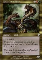 Invasion: Voracious Cobra