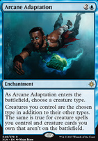 Ixalan: Arcane Adaptation
