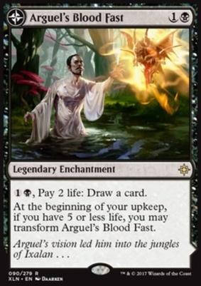 Ixalan Foil: Arguel's Blood Fast