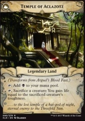 Ixalan: Arguel's Blood Fast