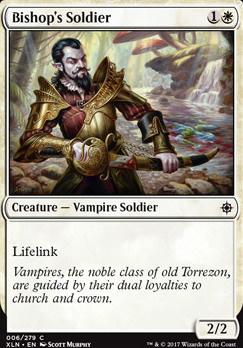 Ixalan: Bishop's Soldier