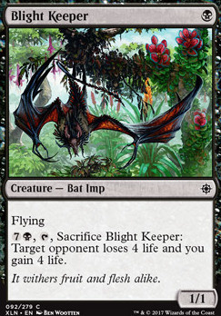 Ixalan: Blight Keeper