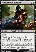 Ixalan: Bloodcrazed Paladin