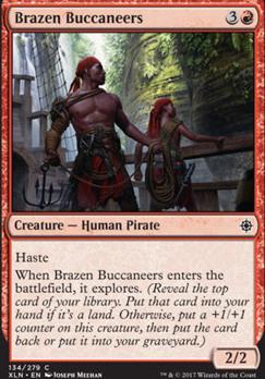 Ixalan: Brazen Buccaneers
