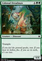 Ixalan: Colossal Dreadmaw