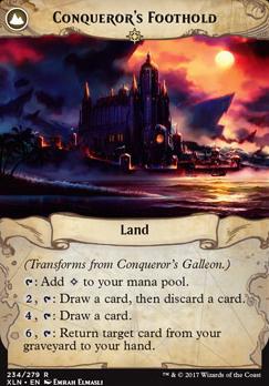 Ixalan: Conqueror's Galleon