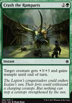 Ixalan: Crash the Ramparts