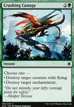 Ixalan: Crushing Canopy