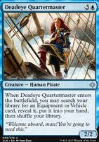 Ixalan: Deadeye Quartermaster