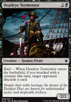 Ixalan: Deadeye Tormentor