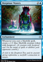 Ixalan Foil: Deeproot Waters