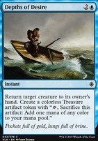 Ixalan Foil: Depths of Desire