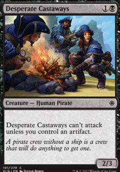 Ixalan: Desperate Castaways