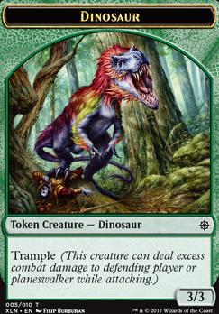 Ixalan: Dinosaur Token
