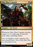 Ixalan: Dire Fleet Captain