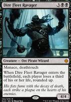 Ixalan: Dire Fleet Ravager