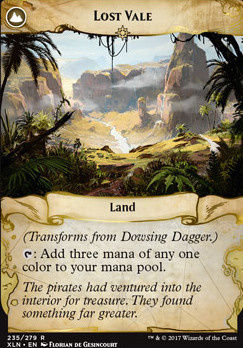 Ixalan: Dowsing Dagger