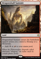 Ixalan Foil: Dragonskull Summit