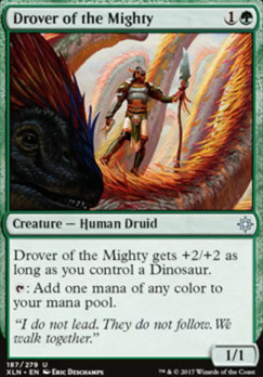 Ixalan Foil: Drover of the Mighty