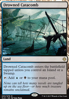 Ixalan Foil: Drowned Catacomb