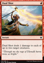 Ixalan Foil: Dual Shot