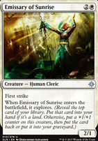 Ixalan: Emissary of Sunrise