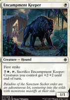 Ixalan: Encampment Keeper