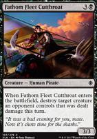 Ixalan: Fathom Fleet Cutthroat