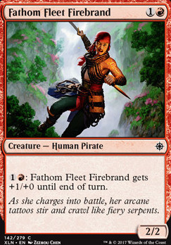 Ixalan: Fathom Fleet Firebrand