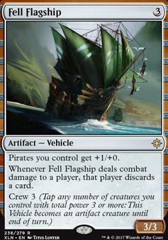 Ixalan: Fell Flagship