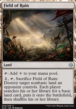 Ixalan: Field of Ruin