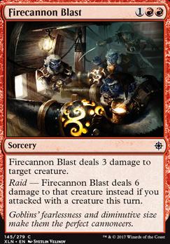Ixalan: Firecannon Blast